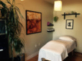 Acupuncture in Seattle, Treatment Room