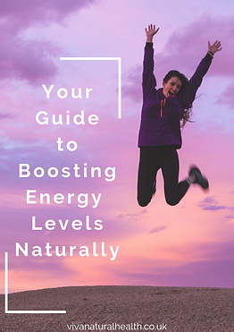 Your Guide to Boosting Energy Levels Nat
