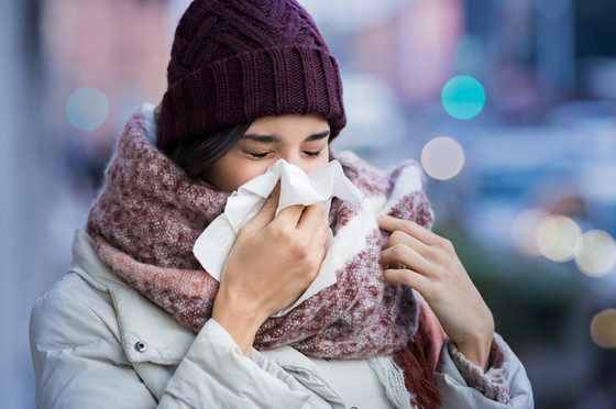 Stop a Cold In It's Tracks With These 10 Natural Remedies