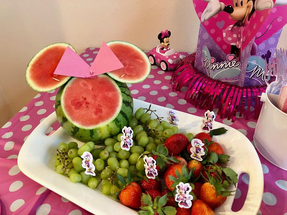 Minnie Melon