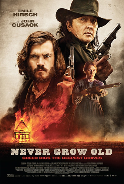 NEVER GROW OLD-Casting Director