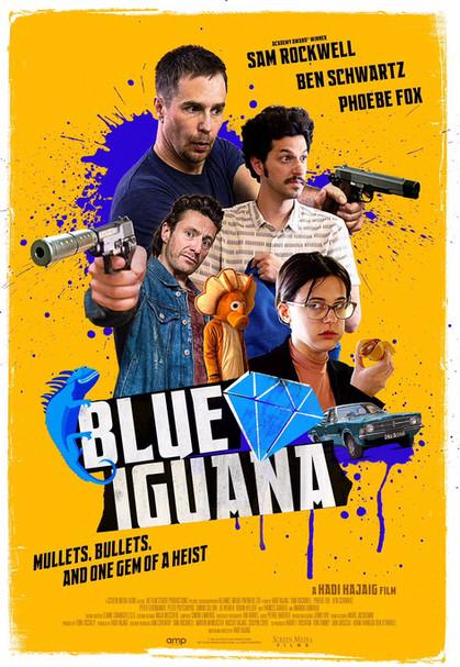 BLUE IGUANA- Casting Associate