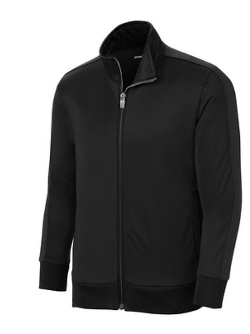 Sport-Tek ® Youth Tricot Track Jacket