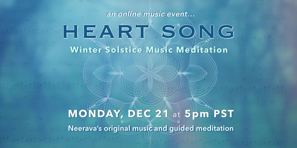 HEART SONG - Winter Solstice
