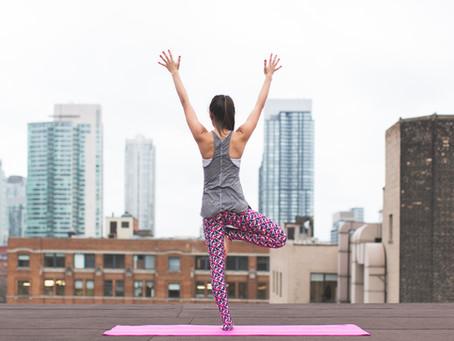 Yoga. Resilience. Health.