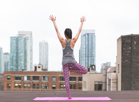 Active Lifestyle - How Yoga can improve your Business