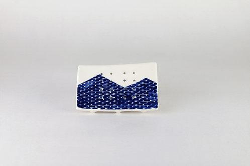 Porte-savon Cobalt