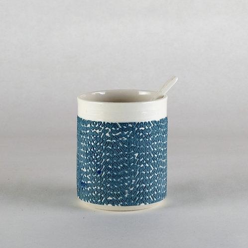 Tasse à café Bleu