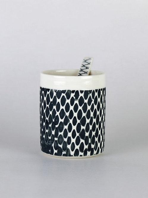 Tasse à café Noir
