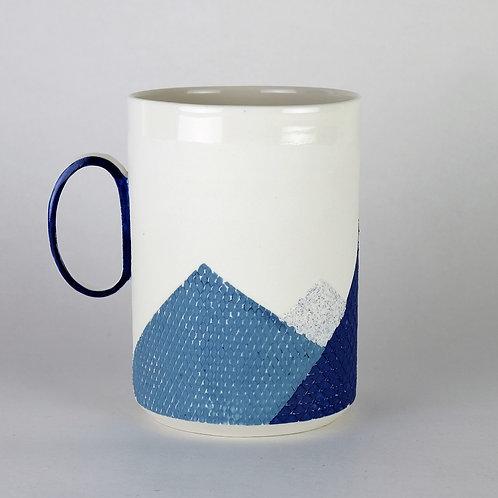 Maxi mug Cobalt/Bleu