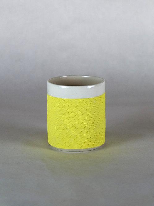 Tasse à café Jaune