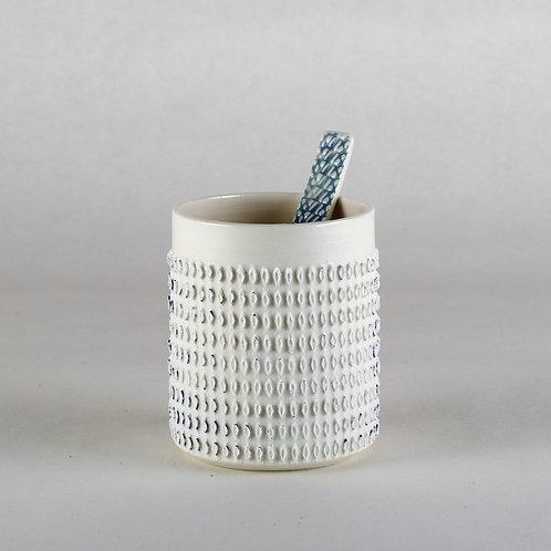 Tasse à café Blanc