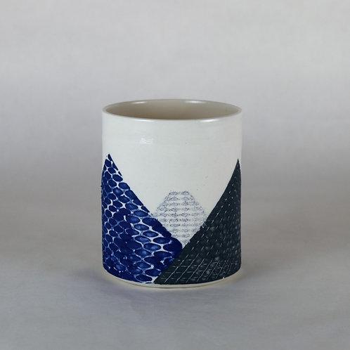 Gobelet Cobalt/Gris