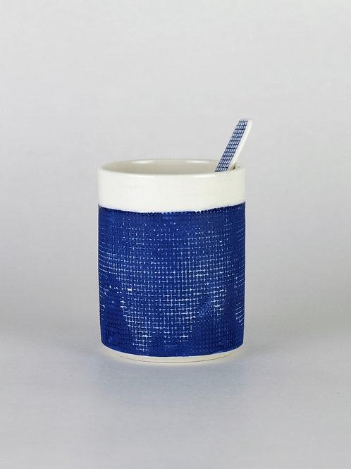 Tasse à café Cobalt