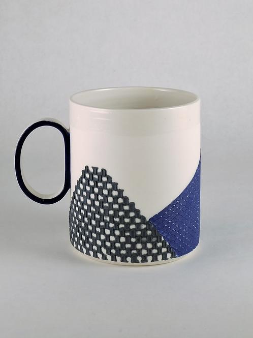 Mug Cobalt/Gris