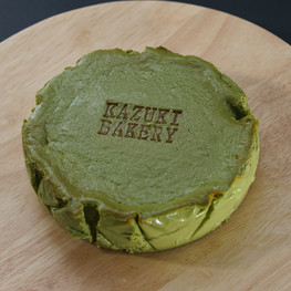 Matcha Silky Smooth Cheesecake