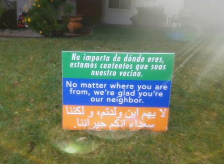 On the Muslim ban