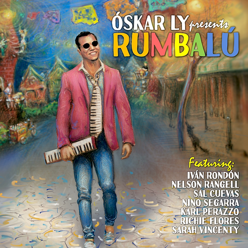 Óskar Ly presents Rumbalú
