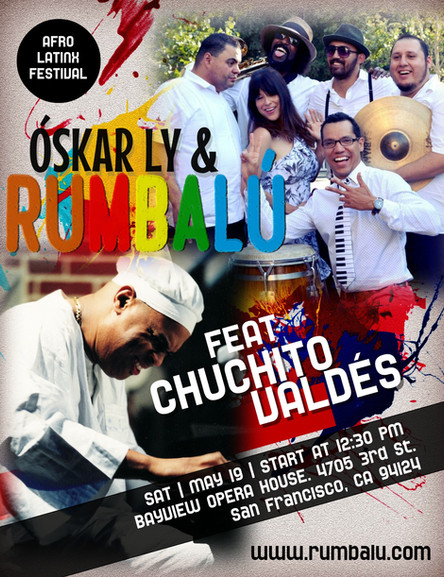 Rumbalú featuring Chuchito Valdés