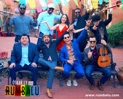 Oskar Ly and Rumbalu in New Mexico 3 - W