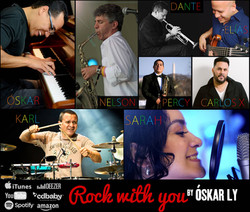 6. Musicians collage 2
