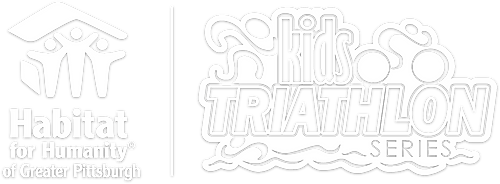 Habitat Pittsburgh Kids Triathlon Logo