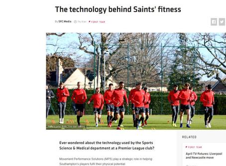 SOUTHAMPTON FOOTBALL CLUB ON KINETIC CONTROL