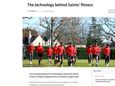 SOUTHAMPTON FOOTBALL CLUB AND THE BENEFITS OF THE PERFORMANCE MATRIX (TPM)
