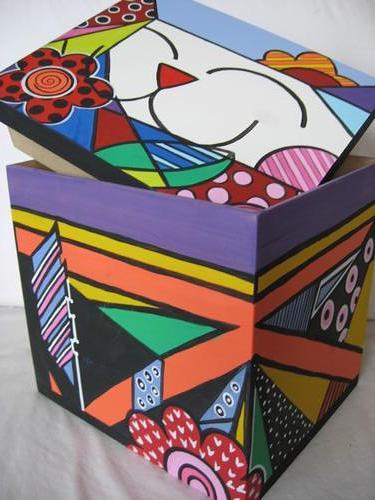 Pintura Pop Art