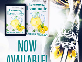LESSONS IN LEMONADE is LIVE