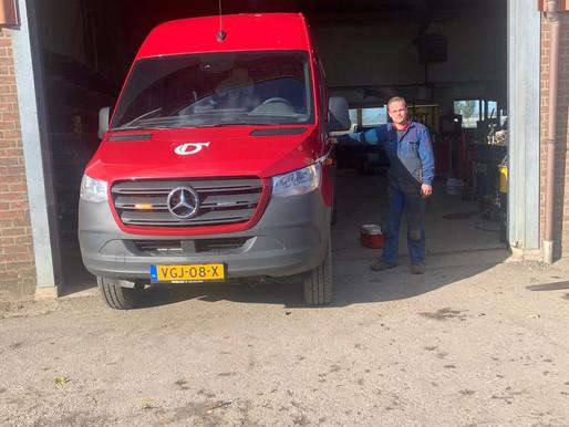 Deel 1: De nieuwe service bus, een interview met Lars Prantl, Chef-werkplaats bij WN Dijkshoorn BV