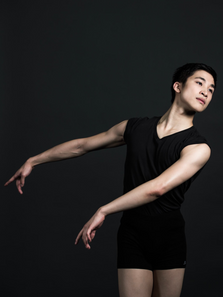 Lam Chun Wing has been successful promoting to Coryphées in the Concours de Promotion du Ballet 2021