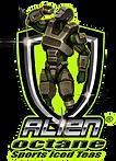 New Alien sports logo stroked ®crop web.