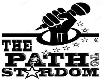 Stardom Logo with star path5 registered