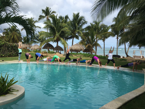 DR Retreat: We Powered, Wined and Relaxed