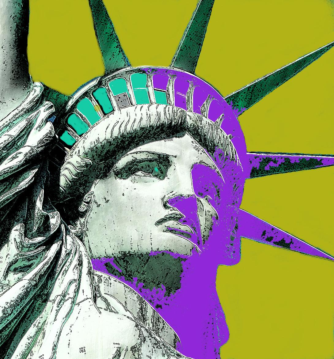 Style 5 - Purple/Green