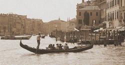 Gondola I, Venice