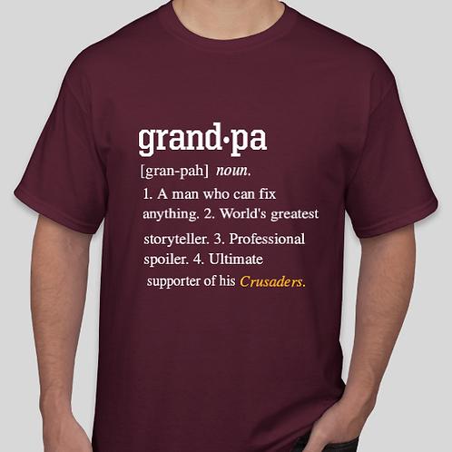 2019 - Grandpa - T