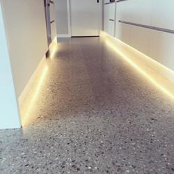 LED lighting in Kitchen