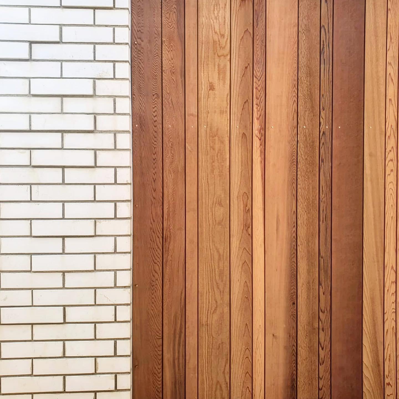 Brick & Wood work