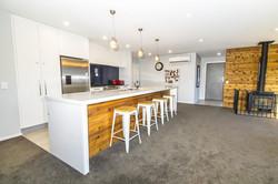 Kitchen/ Entry