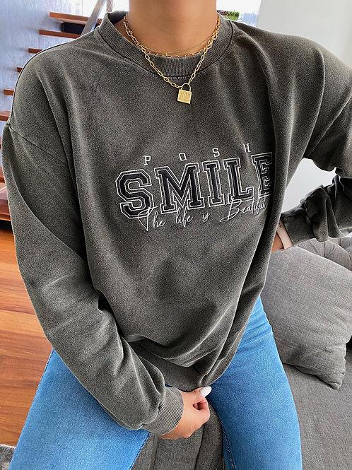 Sweatshirt Smile
