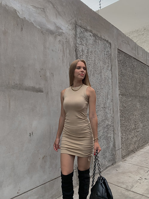 Vestido Glow Girl