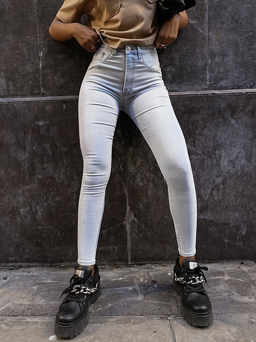JEANS HIGH RISE ICE CLASSIC