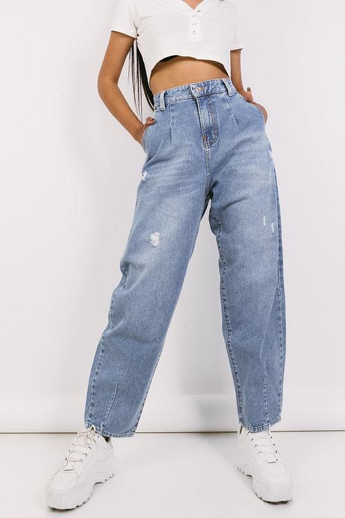 Baggy Jeans Celeste