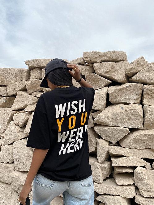 Oversized wish you
