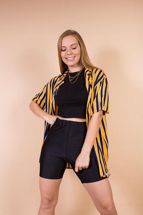 Camisa Chalis Oversize