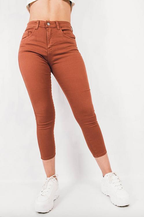 Pantalon color