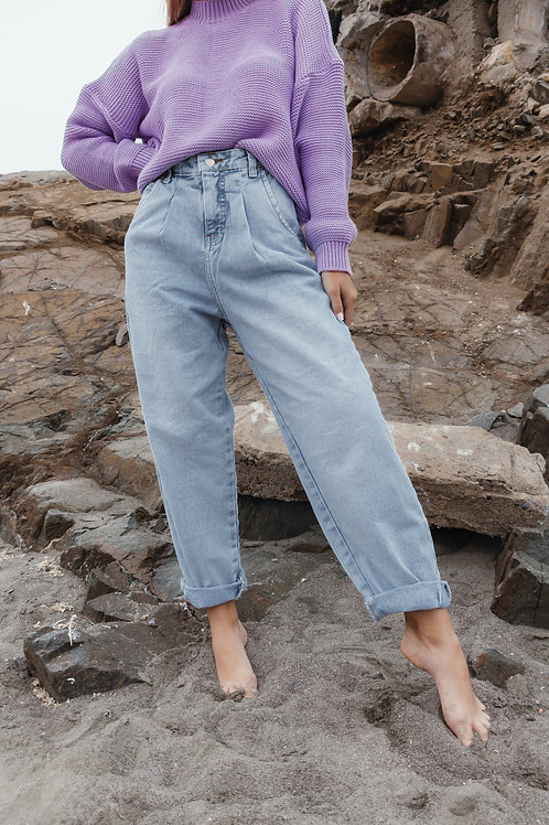 Slouchy Ice Jeans