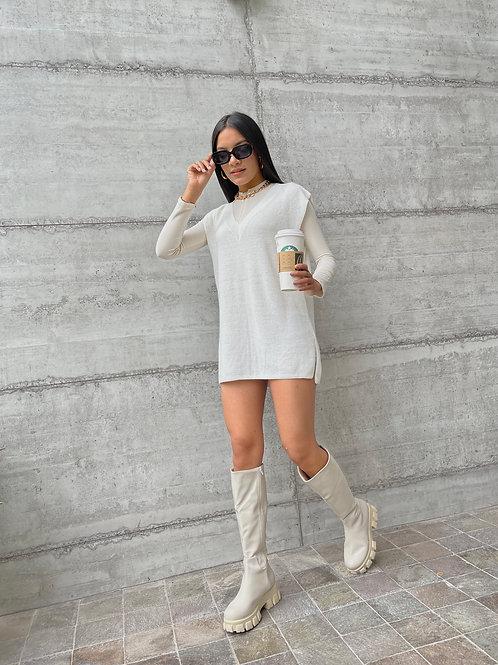 Pullover Latte